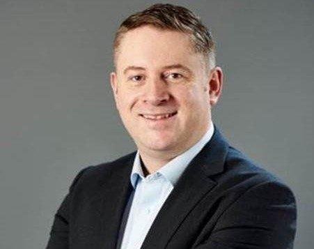 Ian Christie of Welsh Water - board member of #StrongerHereford
