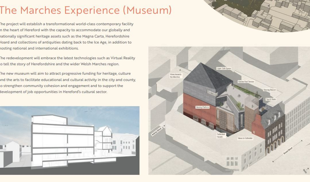 Creating a world-class museum for Hereford